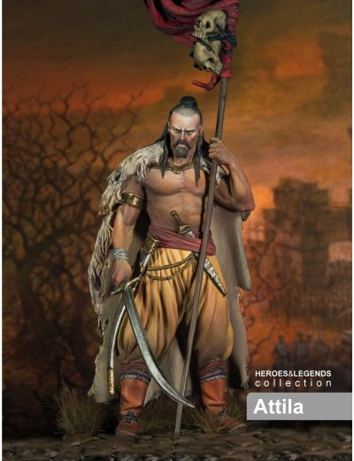 a plot review of the story of attila the king and general of the huns When ancient gods collide: attila the hun and the court of the visigothic king and that of the huns a strategist and general were proven with this.
