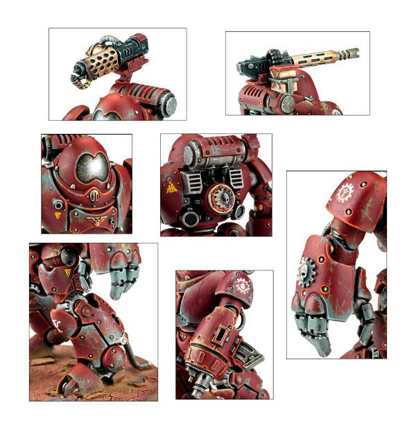 adeptus mechanicus 8th edition pdf