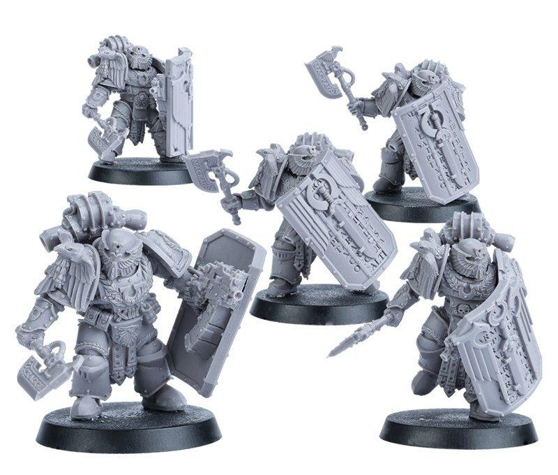 Legatine Axe Ultramarines Praetorian Bits Forgeworld