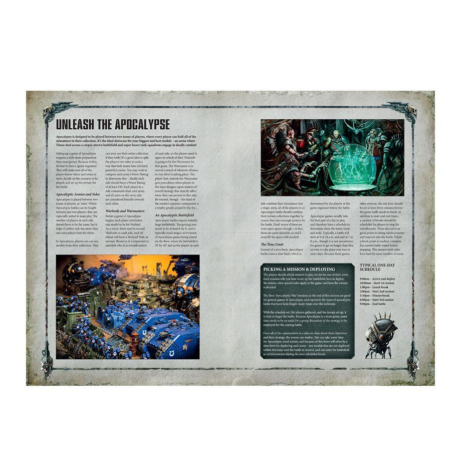 Главная :: Каталог :: Миниатюры :: Warhammer 40,000 :: 8th edition :: Codex  :: Warhammer 40,000 Chapter Approved, 8th Edition