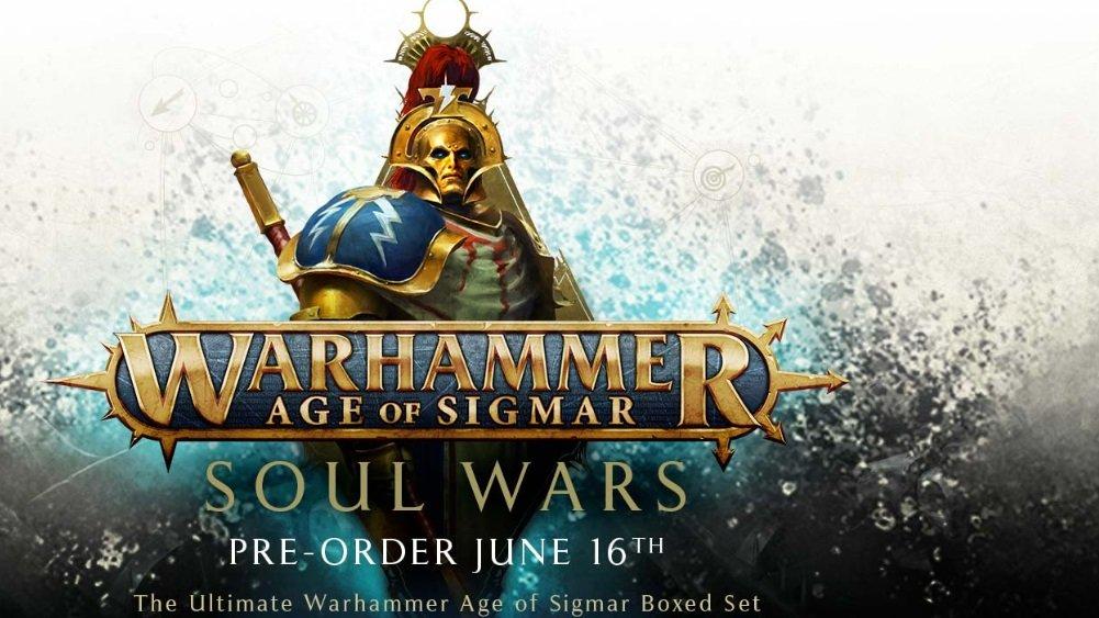 Warhammer Age of Sigmar – SOUL WARS