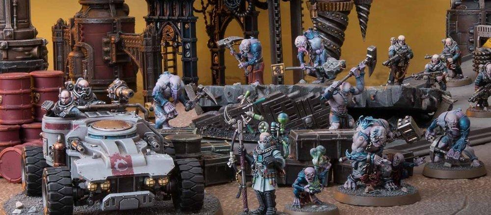 Warhammer 40k: Genestealer Cults wave 2 (Культ Генокрадов вторая волна)