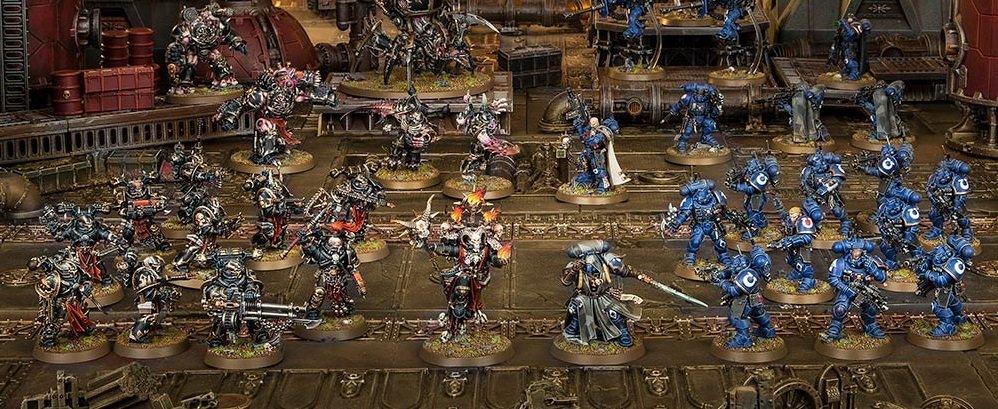 Warhammer 40k: Shadowspear (Копьё теней)