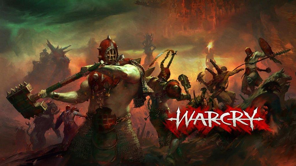 Age of Sigmar: Warcry (Боевой Клич)
