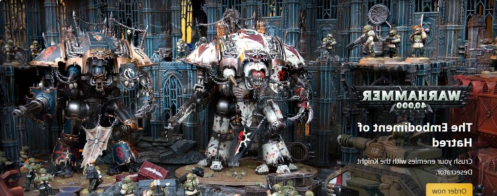 Warhammer 40k: Chaos Knights (Рыцари Хаоса)