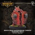 Man-O-War Suppression Tanker Solo (resin/metal) BOX