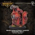 Man-O-War Strike Tanker Solo (resin/metal) BOX