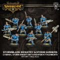 Stormblade Infantry & Storm Gunners