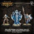 Major Prime Victoria Haley Epic Warcaster Unit (3)