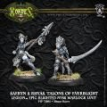 Saeryn & Rhyas, Talons of Everblight Epic Blighted Nyss Warlock Unit