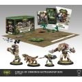 Hordes Circle Orboros: Battlegroup Starter PLASTIC BOX