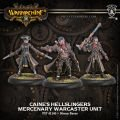 Caine's Hellslingers Warcaster Unit