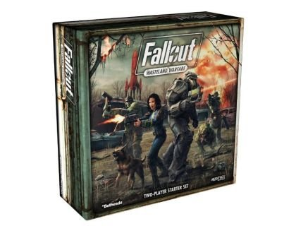 Fallout: Wasteland Warfare -Two-Player Starter Set