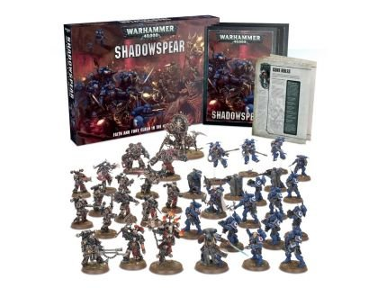 Warhammer 40,000 : Shadowspear