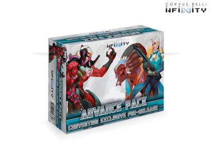 Advance Pack - Convention Exclusive Early Release