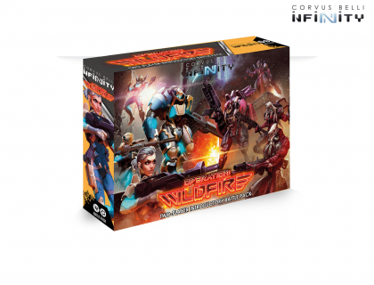 Operation: Wildfire Battle Pack with Exclusive Model