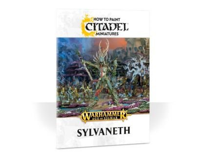 How to paint: Sylvaneth
