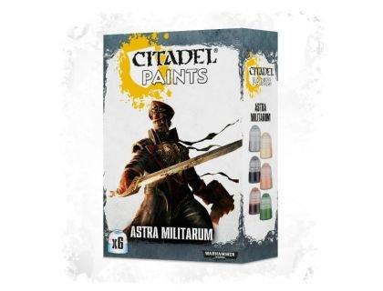 Citadel Paints: Astra Militarum