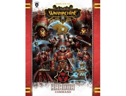 Khador Command softcover RULEBOOK