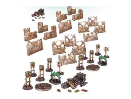 Barricades and Objectives