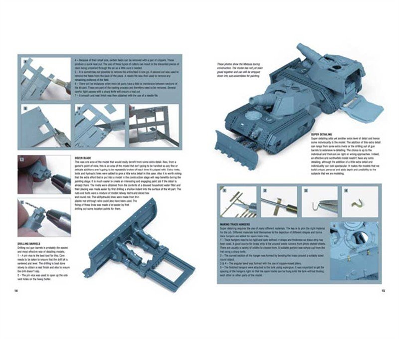 imperial armour model masterclass pdf